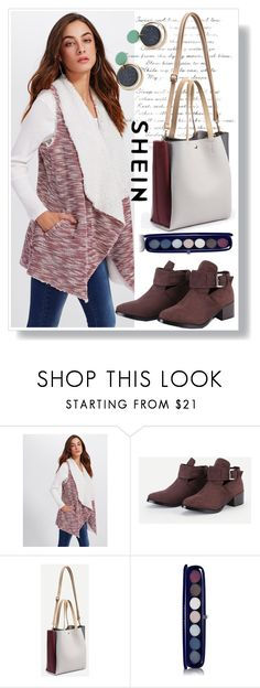 """""""SHEIN  2"""" by aidaaa1992 ❤ liked on Polyvore featuring Marc Jacobs"""