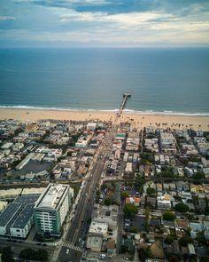 Santa Monica Pier by San Diego, La Jolla Cove, Wanderlust, San Luis Obispo County, City Of Angels, California Dreamin', Rose Bowl, Venice Beach, Big Sur