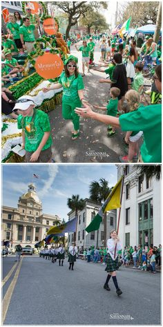 Pro's Guide to St. Patrick's Day in Savannah