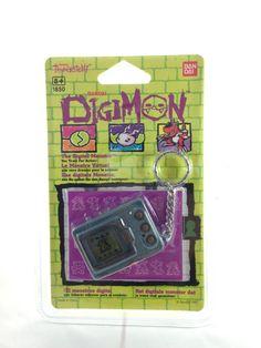 Tamagotchi Digital-Monster (Digimon) Digivice Gris/Grey
