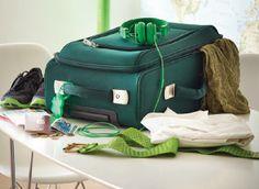Åhh jeg vil så gerne ud og rejse til sommer! Hvis det sker, ville jeg blive så glad hvis min kuffert så sådan ud! #rejse