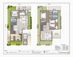 Download Duplex House Plans For 30×50 Site East Facing | adhome