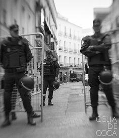 25 Septiembre Madrid by celia de coca, via Flickr Madrid, Concert, Wall, Concerts, Walls