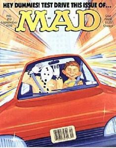 Mad Magazine No. 313 by Richard Williams Magazine Cover Layout, Magazine Covers, Great Thinkers, Weird Gif, Mad Magazine, Mad World, The Far Side, You Mad, Cover Pages