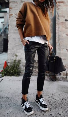 a0d2ce0261 How To Wear Comfy Shoes  40+ Best Outfits Ideas of 2018