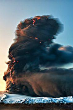 Vulcão na terra de gelo - Gunnar Gestur Geirmundsson