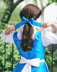 """""""Bows make everything better."""" (So Snow White told me)"""