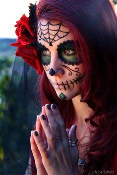 Dia De Los Muertos Masks : Photo