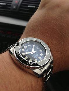 TimeZone : Seiko » Seiko SBDX001 - A short review...