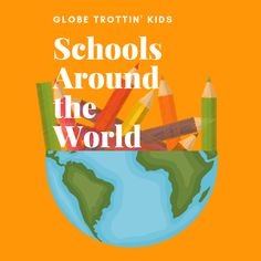 Resources and activities for kids to discover and compare school around the world. Schools Around The World, Around The Worlds, Adventure Awaits, First Grade, Social Studies, Activities For Kids, The Unit, First Class