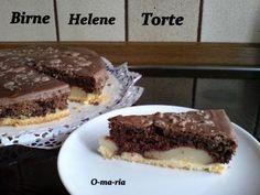 Kuchen  Birne ~ Helene ~ Torte