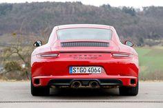 Corvette Grand Sport vs Porsche 911 GTS Imagen 33 - Galería de fotos - Autobild.es