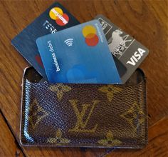 Magic The Gathering Guild Colors Credit Card With Zipper Wallet Business Casual Hand Wallet