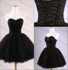 BLACK STUNNING DRESSES  par BIJOUX LIBELLULE sur Etsy