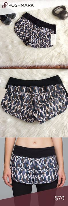 Lululemon Quilted Speed Hot Cheeks Shorts NWT Brand new with tags Lululemon Hot cheeks Quilted cold weather shorts. Like a Quilted version of the famous Speed Shorts. Super soft waistband. Great shorts for running, walking, yoga, and adventure seeking! lululemon athletica Shorts