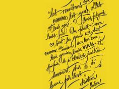 carta amarela #96 – casa aberta