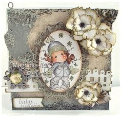 MAGNOLIA-LICIOUS CHALLENGE BLOG: Tuesday Challenge - Winter Fun with DooHickey Dies