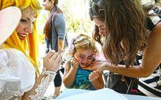 Fairies, pirates invade McKee Botanical Garden - w/photos #IndianRiverCounty