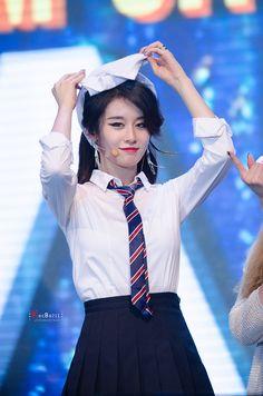 Park Ji Yeon, T Ara Jiyeon, Creme, Parks, Snow White, Rain Jacket, Windbreaker, Korea, Disney Princess