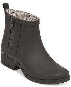 Lucky Brand Women's Rhandi Rain Booties - Boots - Shoes - Macy's