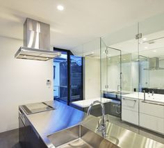 beautiful sink Flow by Apollo Architects & Associates
