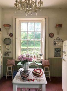 Cozy Cottage, Cottage Living, Cottage Homes, Deco Studio, Fairytale Cottage, Decoration, Room Inspiration, Shabby, Loft