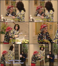 Yet she spared no money to buy the best gifts for those she loved:   16 Reasons Why Grandma Yetta Had The Most Swag In The Fine Family