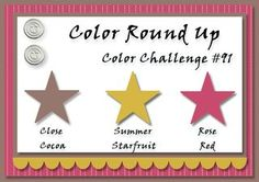 Color Round Up #91