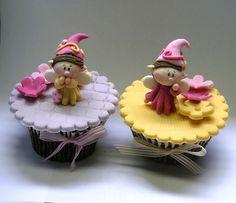 Fairies - cupcakes by ~anafuji on deviantART