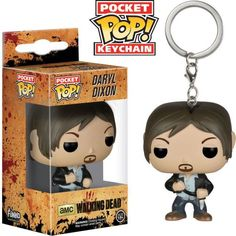 POP Keychain:- Daryl DixonI have just his head now cause his body got ripped off by accident.