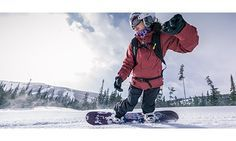 Downhill Skiing or Snowboarding: Training Tips and Exercises Snowboard Equipment, Ski And Snowboard, Snowboarding Tips, Creative T Shirt Design, Ski Season, I Work Out, Easy Workouts, Outdoor Camping, Training Tips