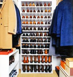 Bookshelf shoe rack