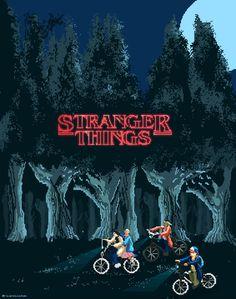 Stranger Things Fan Art - Taringa!