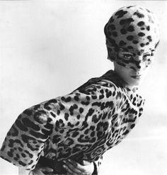 BENEDETTA BARZINI Jacket and Cap by Biki by Leombruno-Bodi, Novita, October 1965