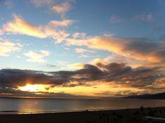 Santa Monica Bay Sunset
