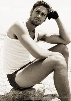 Male Fashion Trends: Eduard Domenech por Gavin Harrison