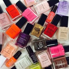 Spill it: What's your #ManiMonday color this week?