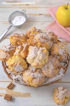Great Italian Recipes For Dinner Sweets Recipes, Apple Recipes, Cookie Recipes, Biscotti Cookies, Italian Cookies, Chicken Wing Recipes, Italian Recipes, Food To Make, Food And Drink