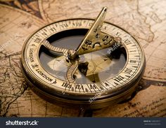 vintage compass - Buscar con Google