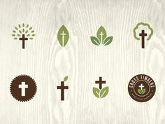 Cross Timbers church logos by http://www.wallacedesignhouse.com/