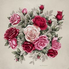 Get your hands on great customizable Vintage stickers from Zazzle. Decoupage Vintage, Decoupage Paper, Vintage Diy, Vintage Paper, Vintage Flowers, Rose Pictures, Pictures To Paint, Photo Rose, Decoupage Printables
