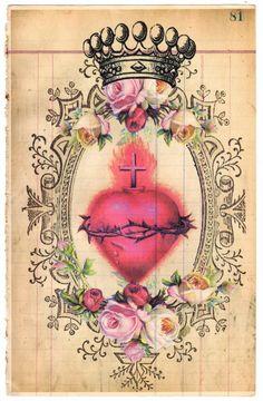 Van Asch Blog: Sacred Hearts