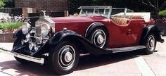 Open Tourer by Thrupp & Maberly (chassis 31TA)