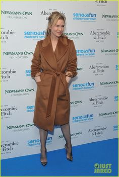 Renee Zellweger at the Serious Fun Children's Network event held at the Roundhouse in London, England on Tuesday (November 3, 2015)