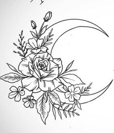 Hand Embroidery Patterns Free, Flower Sketches, Henna Art, Tattoo Sketches, Diy Art, Tatting, Ink, Journal Ideas, Color