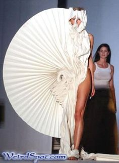 white pleated fan for heatwave moments, rock this frock