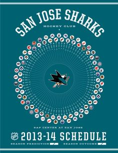 San Jose Sharks 2013 14 Schedule