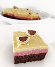 is Frisk, Sorbet, Brownies, Cheesecake, Desserts, Food, Cake Brownies, Tailgate Desserts, Deserts