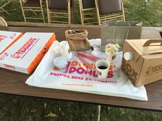 DAY 2- #Kaleidoscope #Art Fair! Starting the day right!  Thanks Dunkin' Donuts!  MAP-> https://www.google.com/maps/d/viewer?mid=z9TEoLyU1R3w.kbPS31CwyiQA&utm_content=buffer7bea9&utm_medium=social&utm_source=pinterest.com&utm_campaign=buffer
