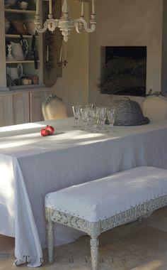 Trouvais | French interiors, rough luxe, flea market finds